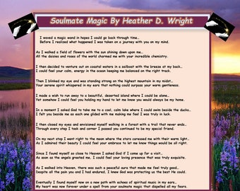 Soulmate Magic - Printable Digital Download