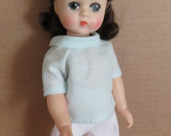 """Doll Clothes for  MA Lissy 11.5"""" Doll OOAK Linen Separates"""