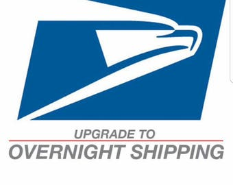 Rush and 3 Day shipping  USPS  Rush processing and shipping