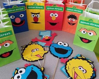 Sesame Street package