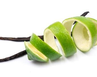 Vanilla Lime | Soy Candle | Minimalist | Mason Jar | Wax Melt | Reed Diffuser |  Aesthetic | Cozy | Fruity Candle