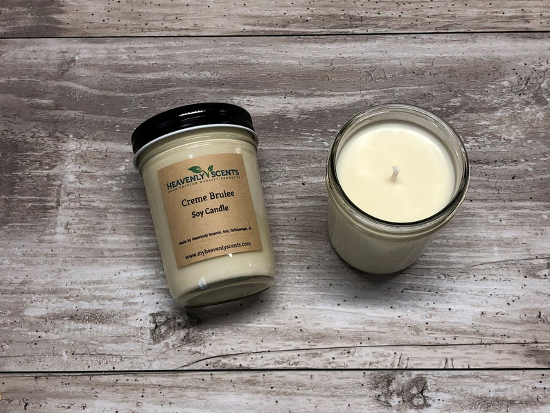Sampler Set 5 SOY CANDLE BUNDLE of 5 Scents You Choose 5oz Hand Made Gift Candles in Tins  Custom Gift  Try the Scents Free Shipping