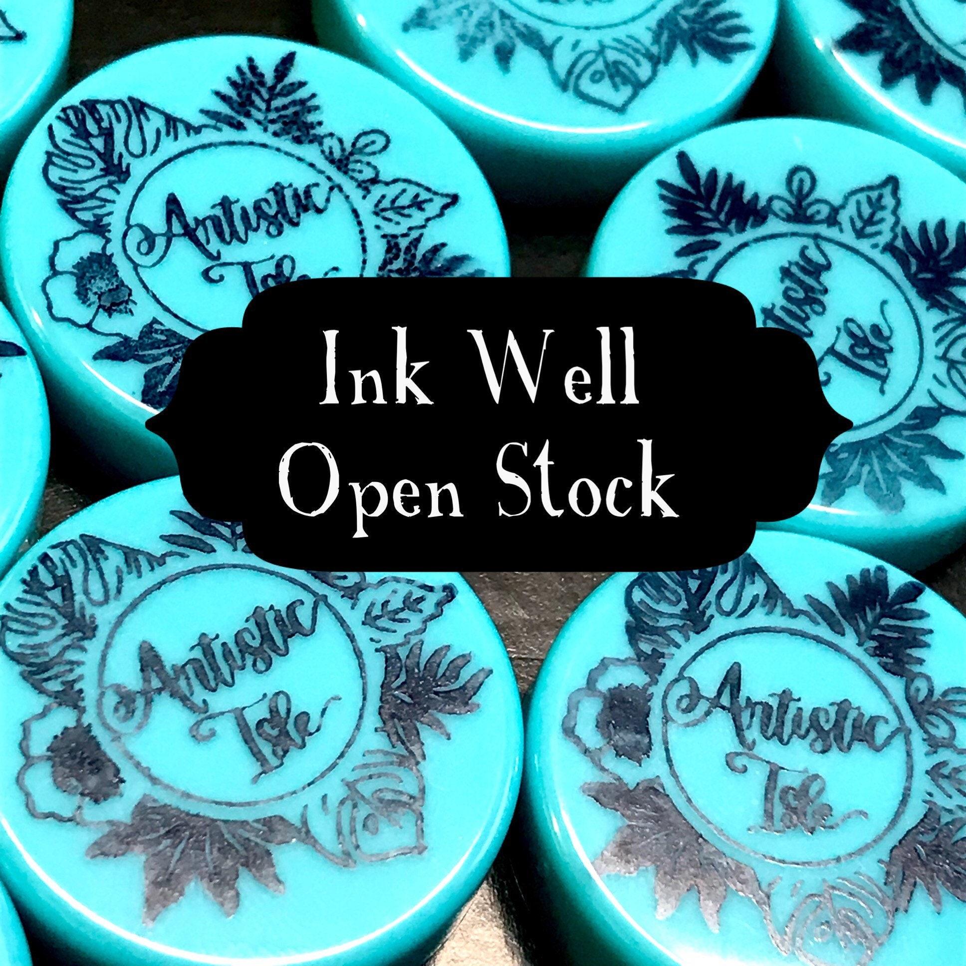 ink well calligraphy water based calligraphy ink dip pen. Black Bedroom Furniture Sets. Home Design Ideas