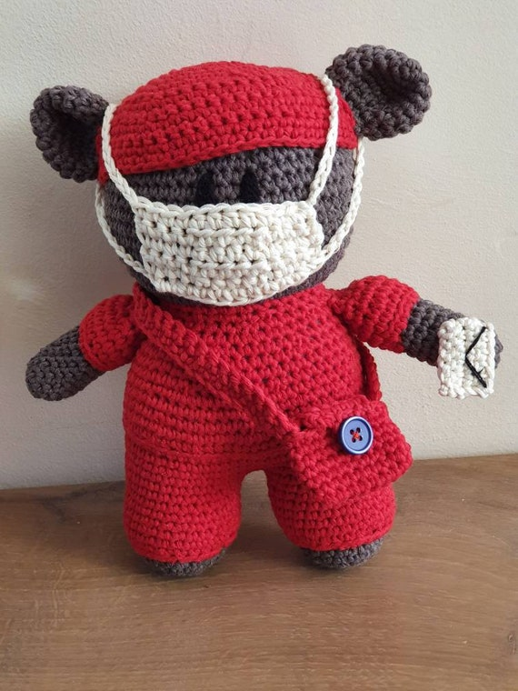 Teddy Bear Crochet Pattern Toys And More | The WHOot | 760x570
