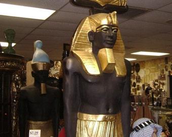 Large Life Size Egyptian  God Osirs Made in Egypt