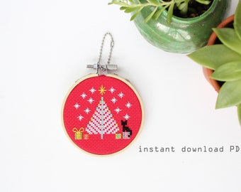 Starry Night -Instant Download PDF