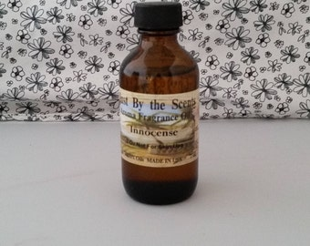 Innocense - Aroma Fragrance Oil - Just By The Scents - 2 Ounce Bottle - 100% Oil - Made in USA
