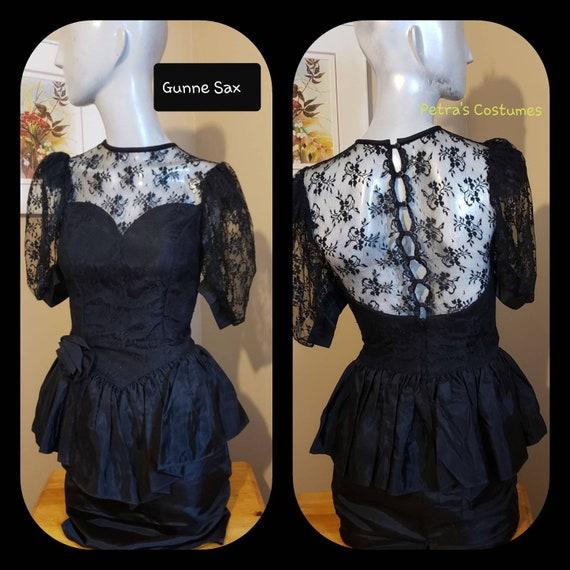 Gunne Sax dress by Jessica