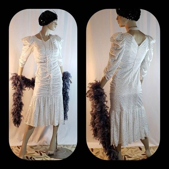 Drop Waist Gatsby Dress