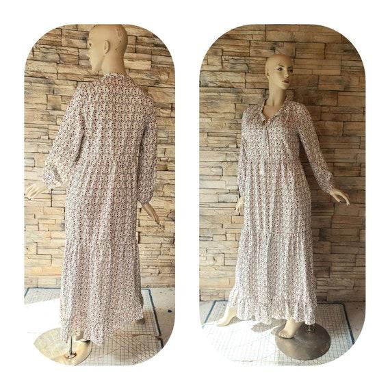 Prairie Country Pilgrim Dress