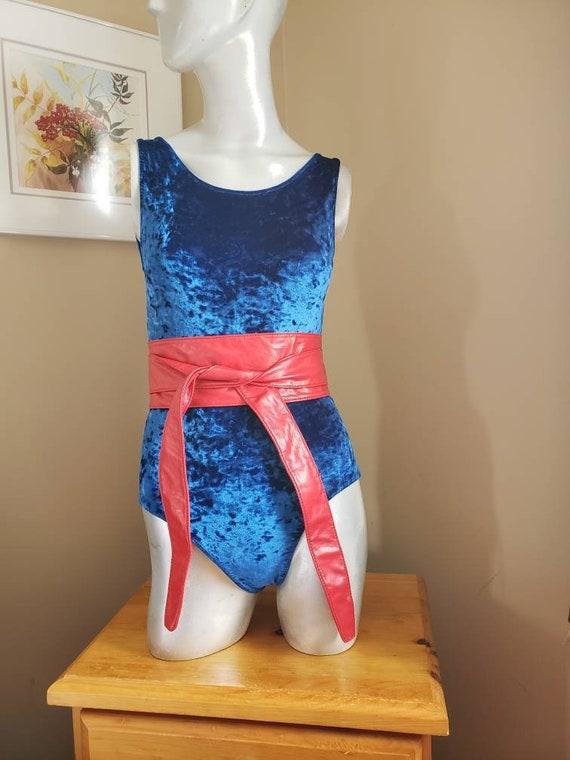 Red-Leather-wrap-0bi-Belt
