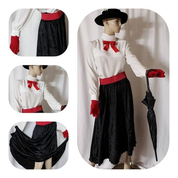 Victorian Cosplay Costume /English Nanny