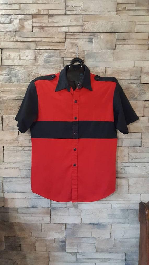 Men's Rockabilly shirt