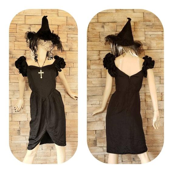 Gothic witch dress
