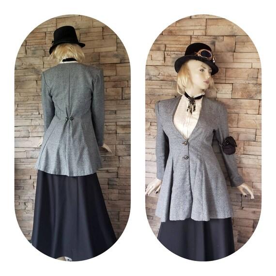 Victorian Jacket Steampunk Ladies Outerwear