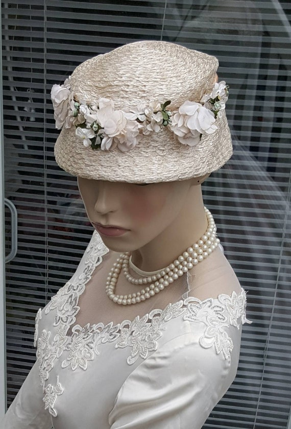 Antique ladies hat/Victorian/ Edwardian