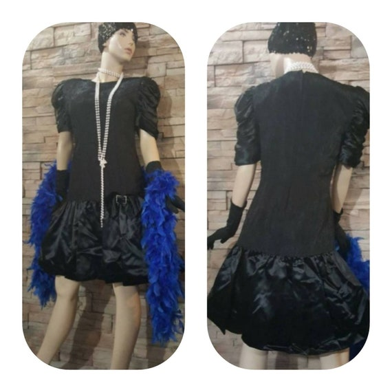 Drop Waist Vintage Flapper Dress