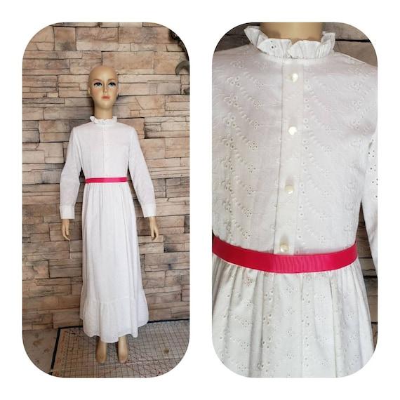 Girls Clara Edwardian Dress