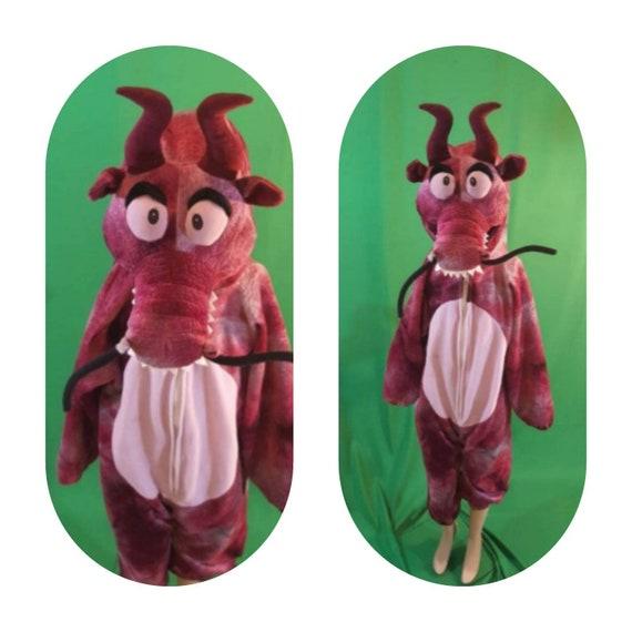 Dragon Dinosaur Kids Dress Up Clothing Halloween c