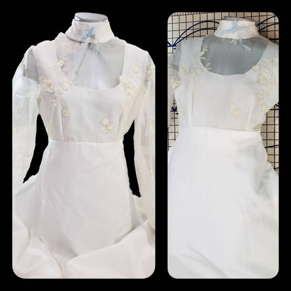 Vintage Winter Wedding Dress