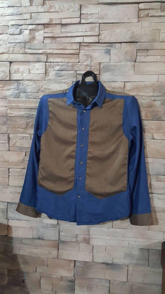 western shirt,rockabilly