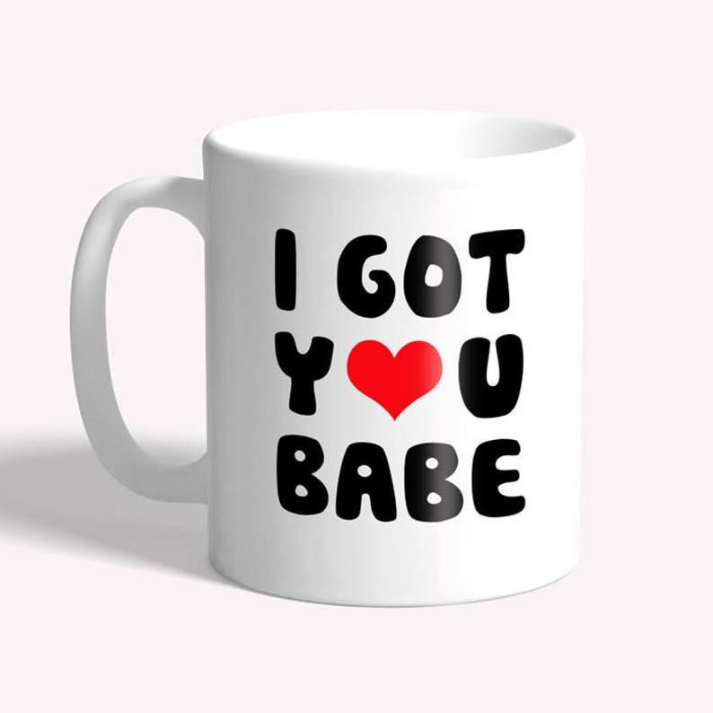 Romantic mug: gift for boyfriend gift for girlfriend image 0