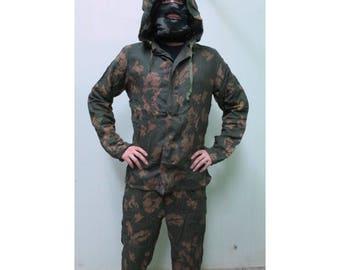 Russian Soviet Army Camo Suit KZS Uniform Berezka Meshy