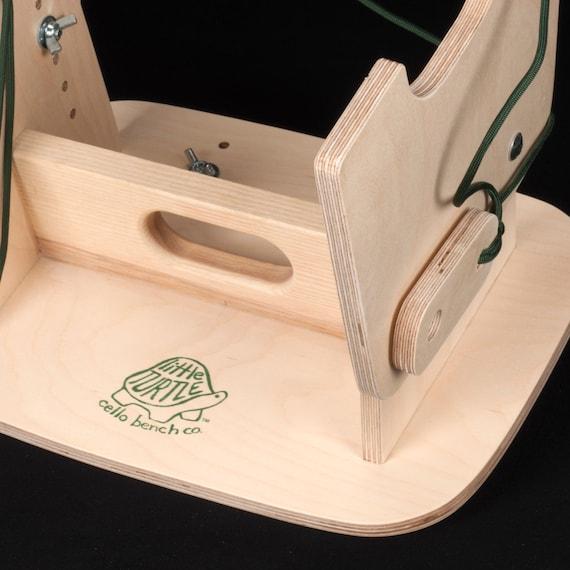 Awe Inspiring Little Turtle Cello Bench Cjindustries Chair Design For Home Cjindustriesco