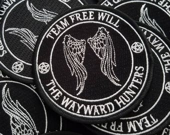Supernatural Team Free Will Patch
