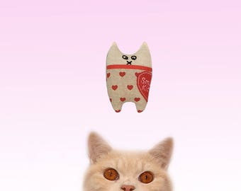 Freak Meowt, Handmade, Unique, Canadian Catnip cat toys, Smitten Kitten, cool Cat Toys, gifts for cats, cat toy, catnip toys