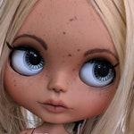 RESERVED for Nat. Do Not Buy.  Custom Blythe Doll 'Nikki'