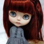 RESERVED Custom Blythe Doll 'Samantha'