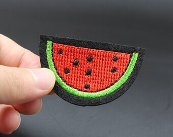 Watermelon Iron On Patch Embroidered patch 5.2x3.2cm - PH11