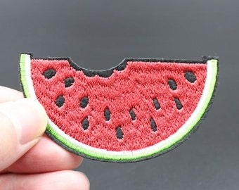 Watermelon Iron On Patch Embroidered patch 7.1x3.9cm - PH327