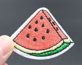 Watermelon Iron On Patch Embroidered patch 5.7x4.5cm - PH326