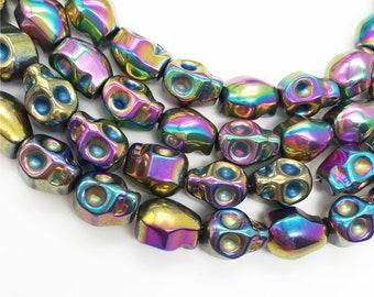 ca. 300 GLASPERLEN KUGELN 4 MM WEISS-TRANSPARENT Q14-07