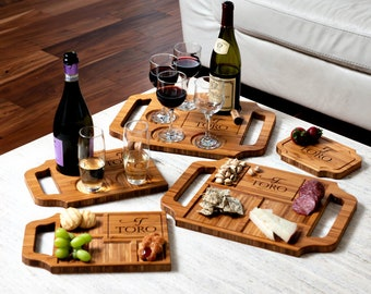 Personalized Charcuterie Boards - 5 Styles and Gift Sets Available by Left Coast Original