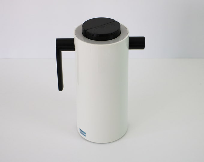 Rare space age / modernist Japanese thermal jug designed by Pierre Cardin for Zojirushi 1970s/1980s