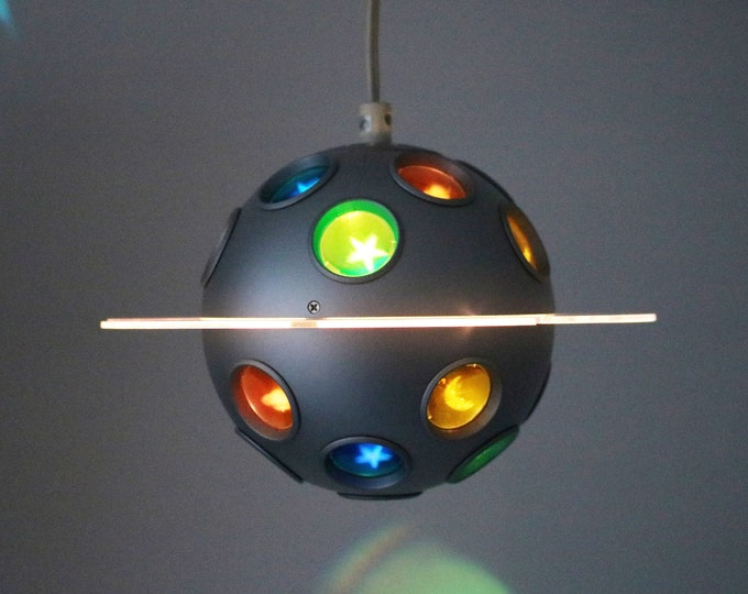 IKEA Blimp space-age projecting hanging lamp - pendant - plug in 2008