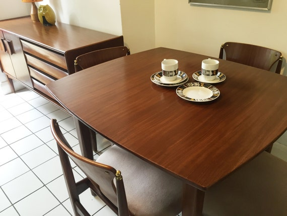 Marvelous Eon Atomic Dining Suite By Elliotts Of Newbury Teak And Rosewood Sideboard Extending Table And 4 Chairs Mid Century Pabps2019 Chair Design Images Pabps2019Com