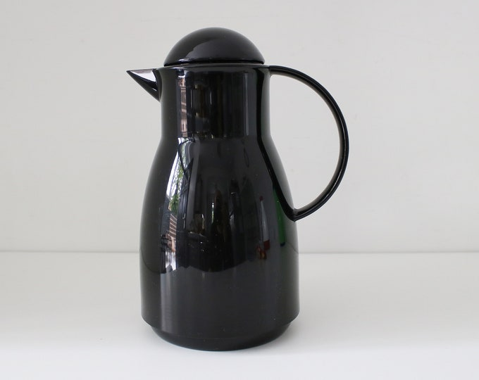80s 90s Thermos flask / carafe / coffee butler / water jug / pitcher - Memphis styling - Model 930