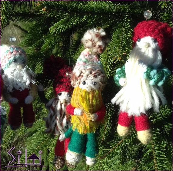 Christmas Gnome Decor.Christmas Gnome Decor Set Of 5