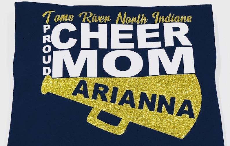 cheer mom sister grandma aunt