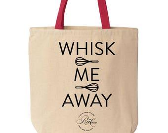 Tote bag: Whisk Me Away