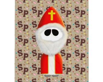 Throw Blanket - Sinterklaas Strooigoed