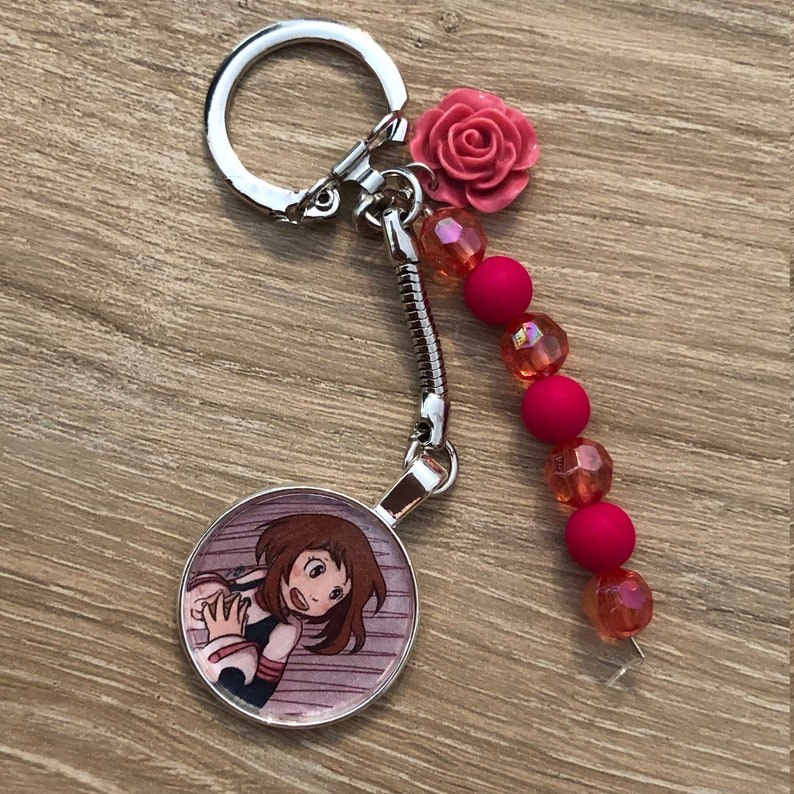 Ochako Uraraka Keychain