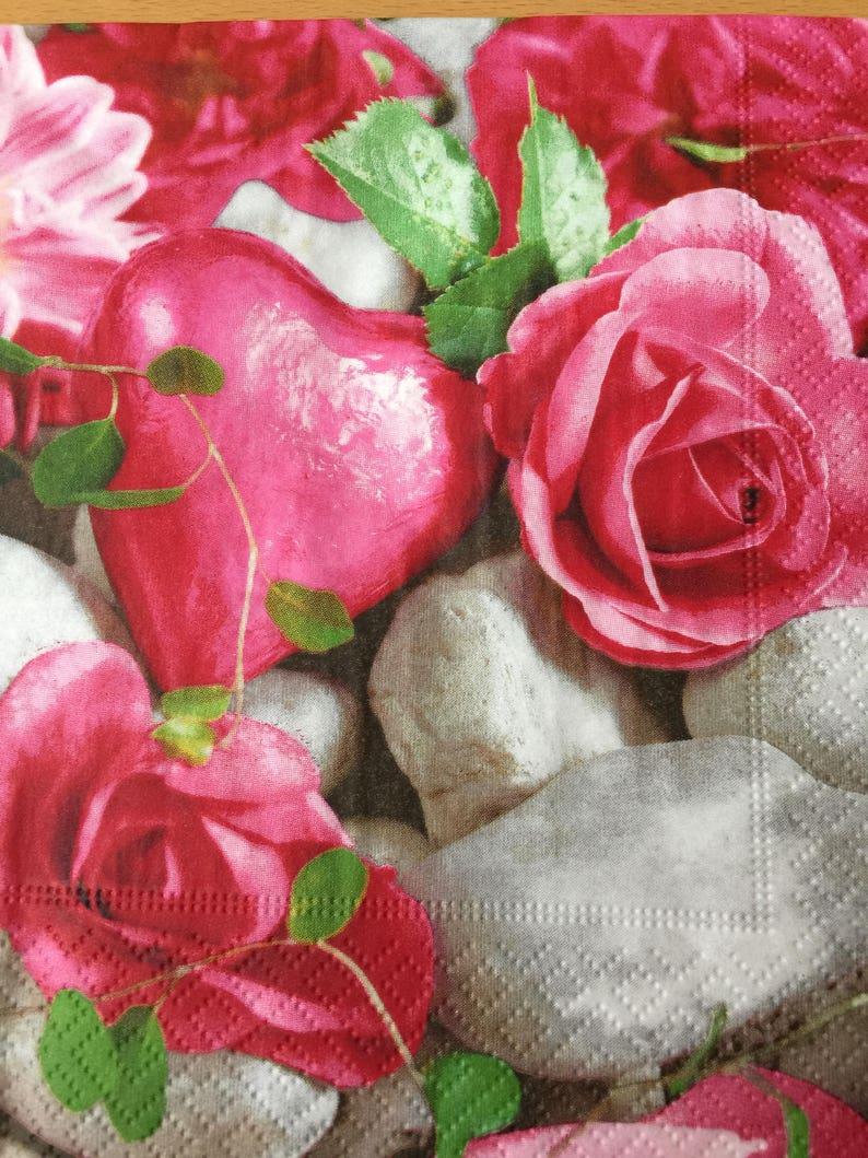 Stones & Roses by Mathieu Gargam
