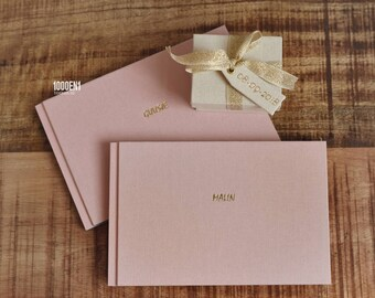 Vow book personalized
