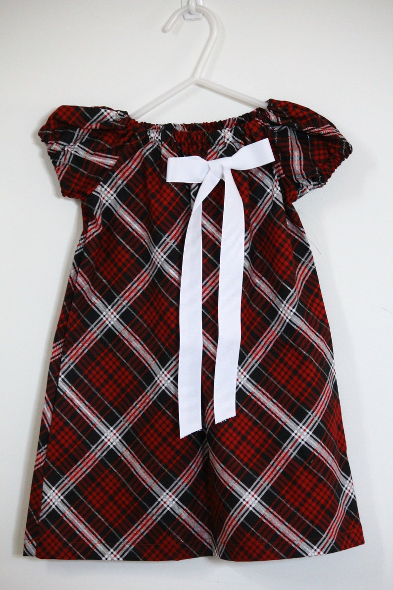 7567b1e7c8be8 Cute Red Dress For Baby Girl - raveitsafe