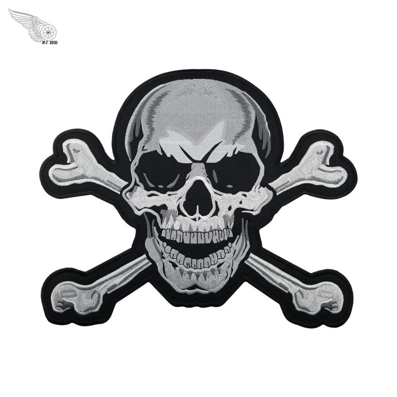 Apparel Sewing & Fabric Arts,crafts & Sewing Coolest New York Mxxi Destroyers Large Back Embroidery Patch Motorcycle Club Vest Outlaw Biker Mc Colors Patch Free Shipping